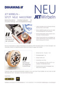 thumbnail of Flyer Jet Wirbeln d