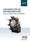 thumbnail of HAIMER Lösungen für die Drehbearbeitung DE-EN 10-19